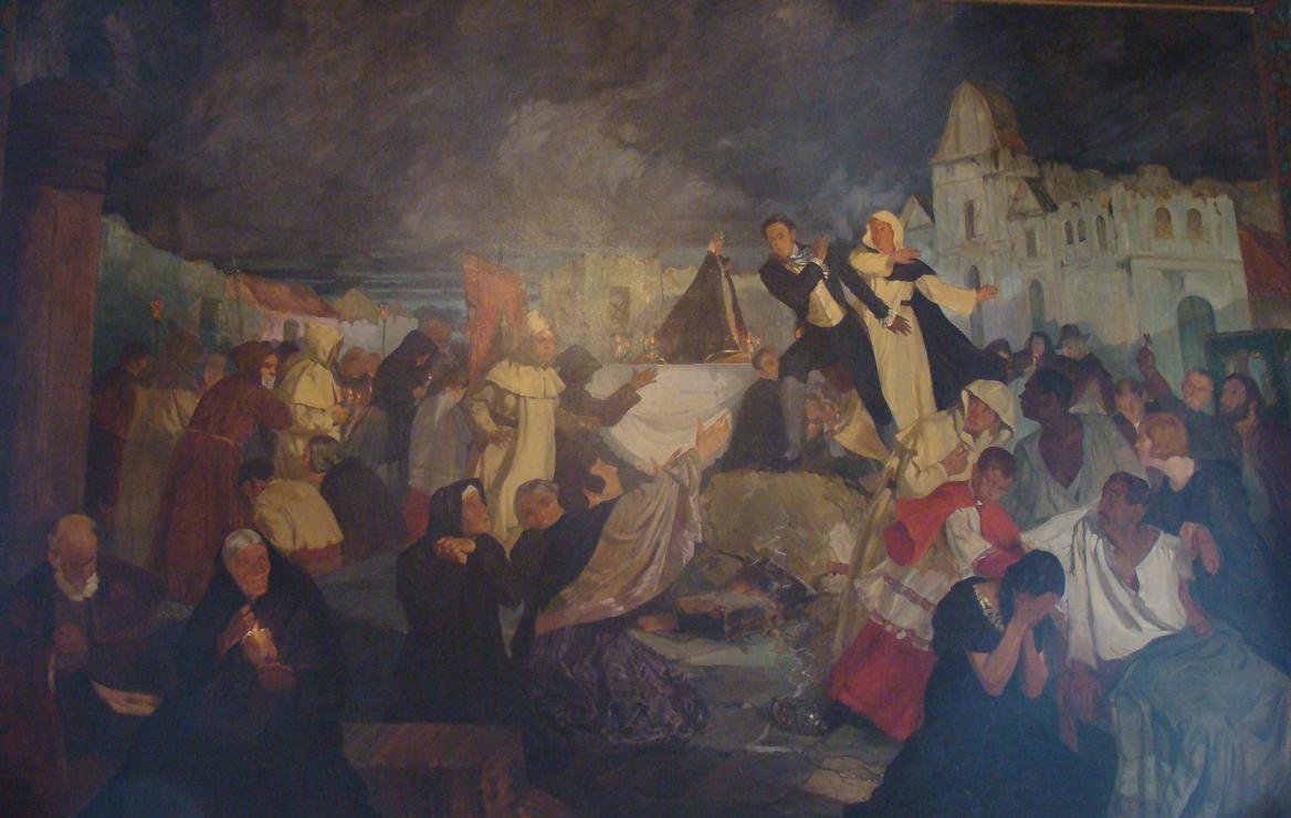 Copia de Tito Salas terremoto de 1812